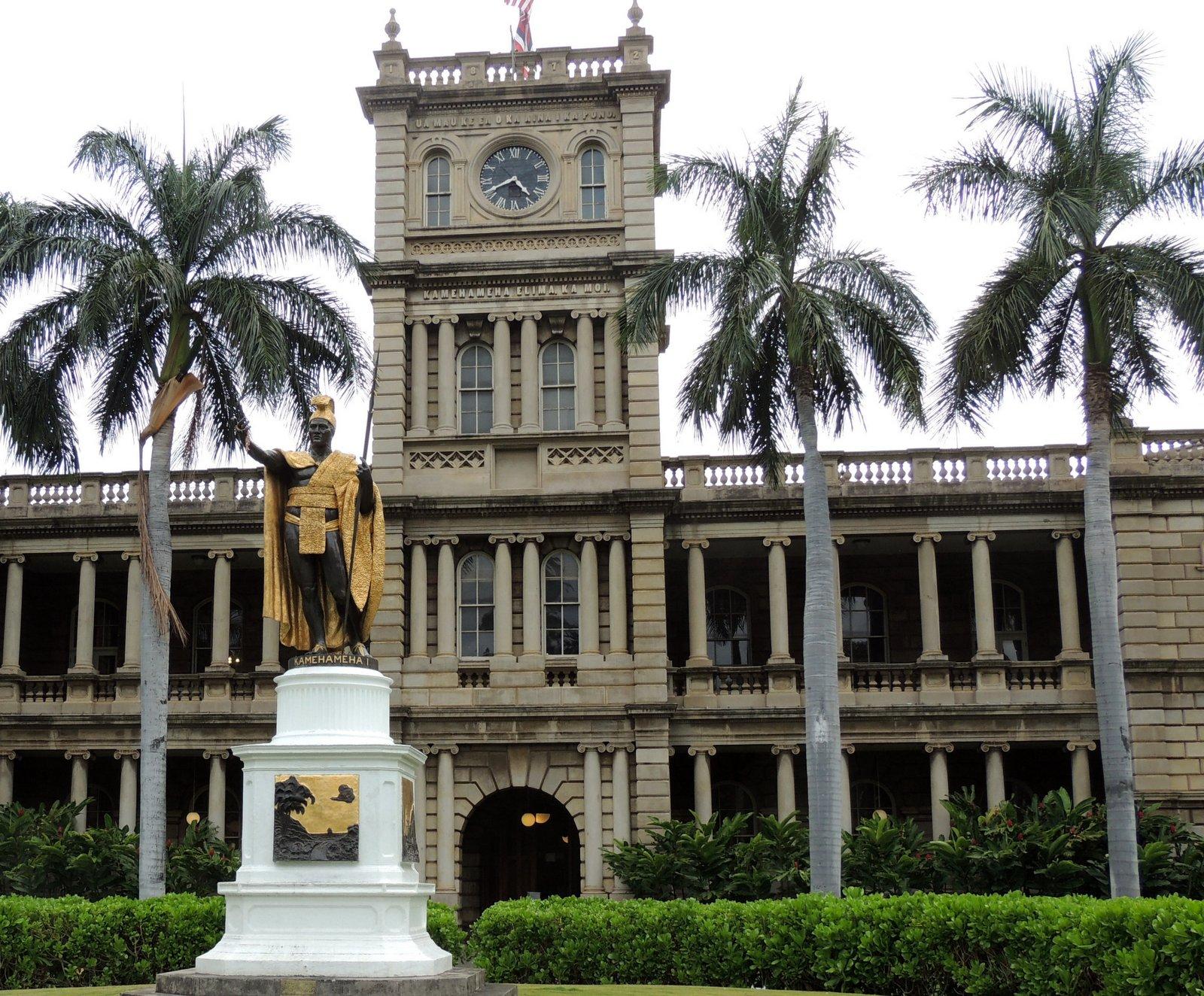 König Kamehameha I. von Hawaii