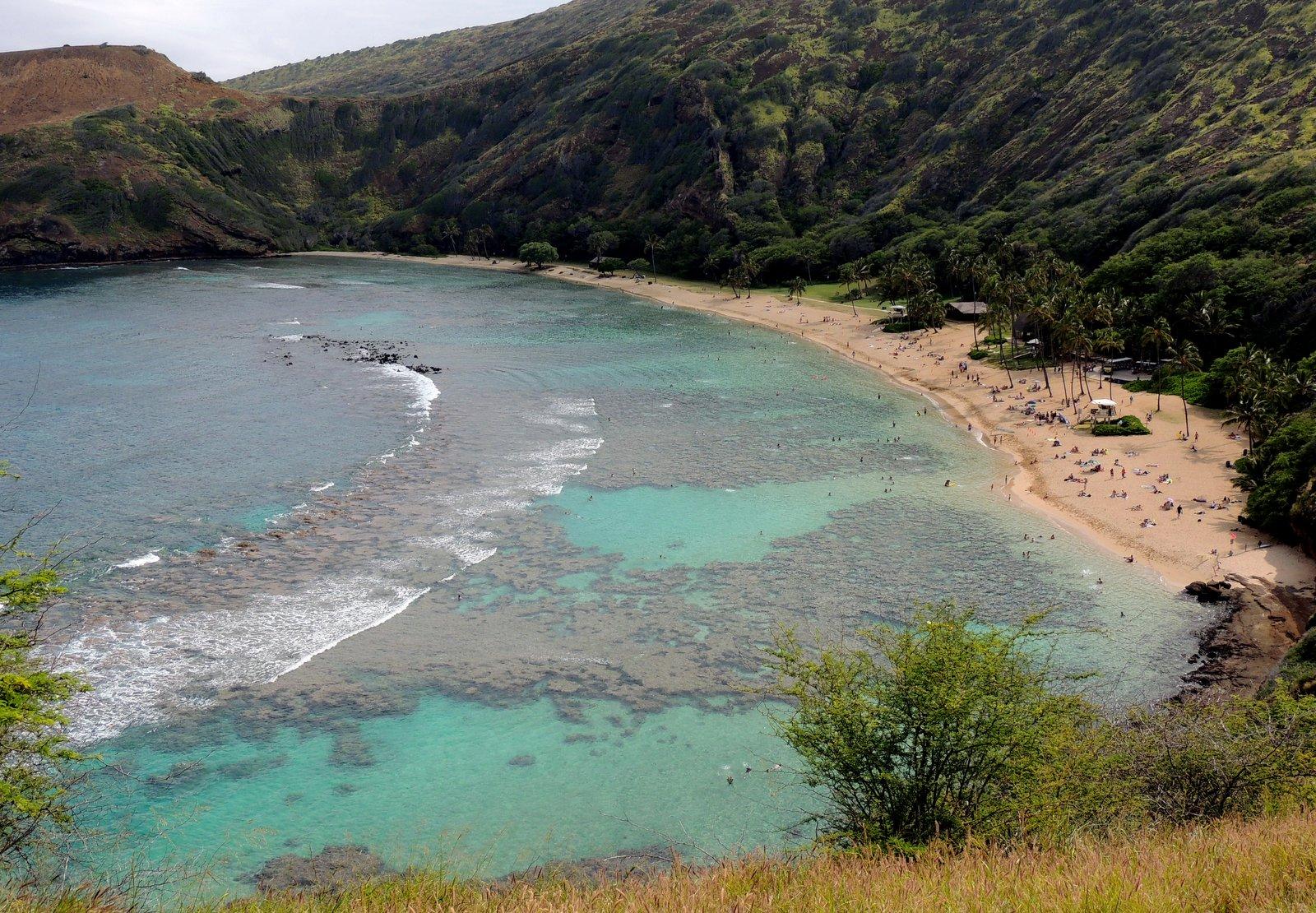 Hanauma-Bucht - Oahu