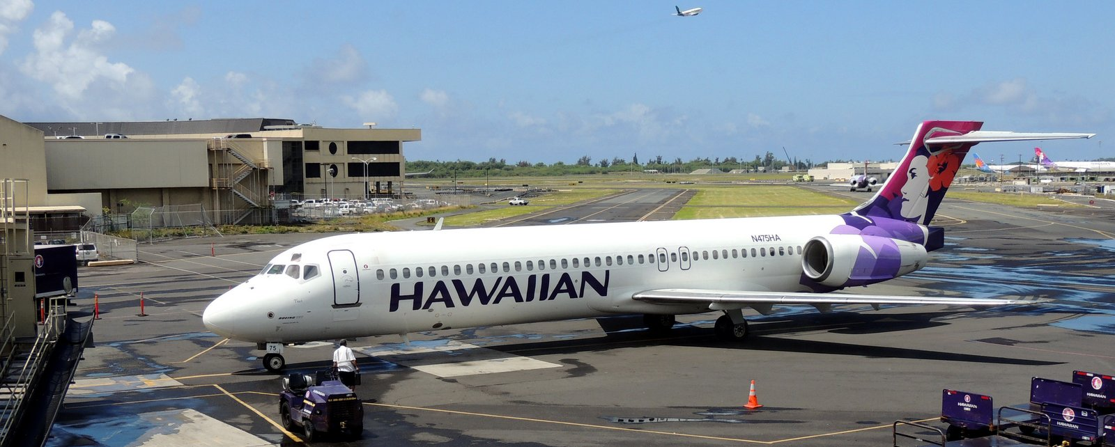 Die Airline von Hawaii: Hawaiian
