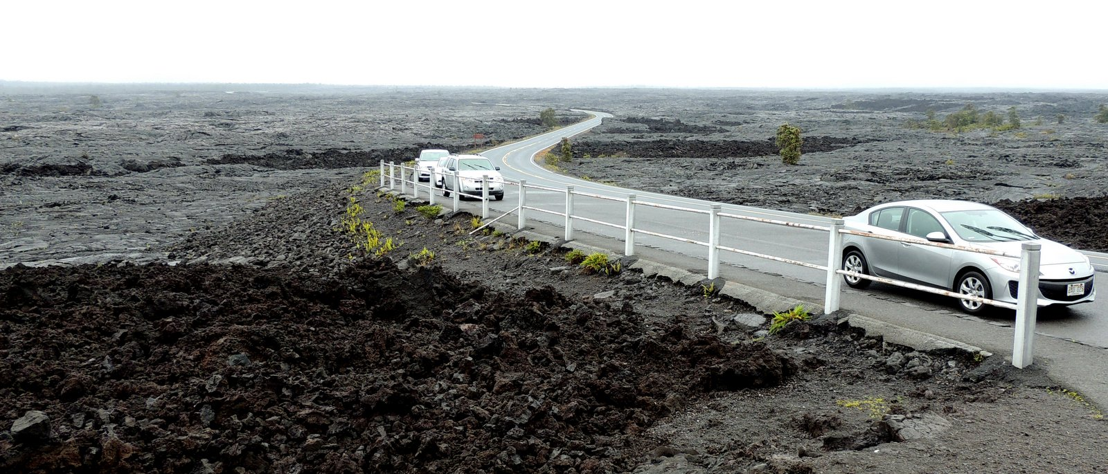 Chain of Craters Road Hawaii