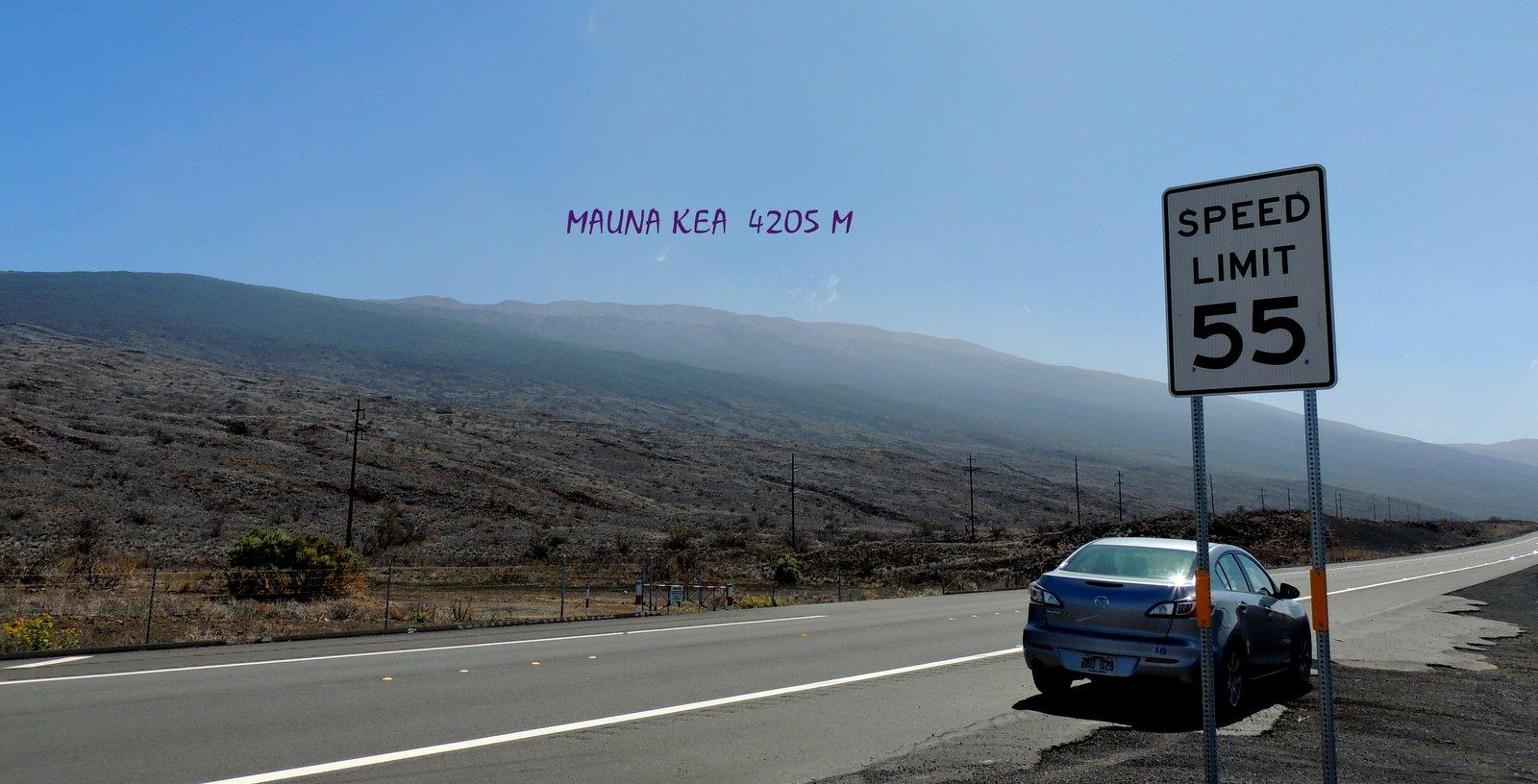 Saddle Road Hawaii