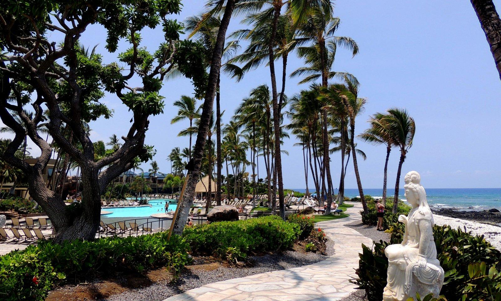Hilton Resort Waikoloa Beach Hawaii