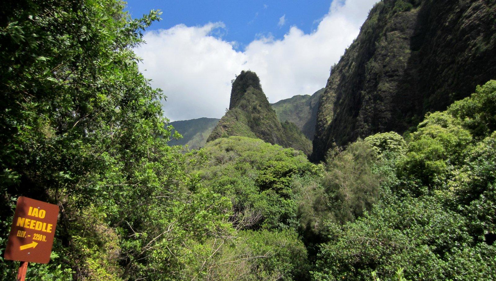 Iao Needle - Maui