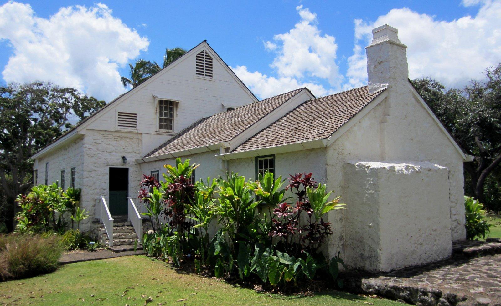 Bailey House - Maui