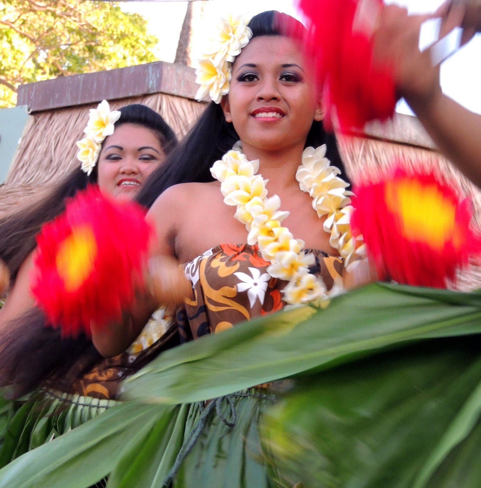 Hula im Kaanapali Beach Hotel