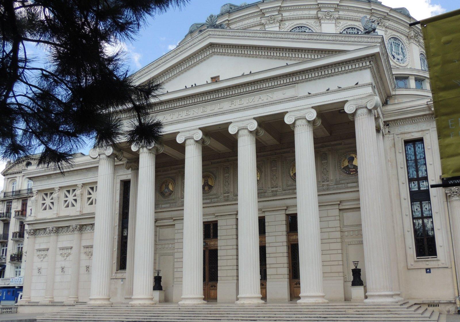 Athenäum Bukarest