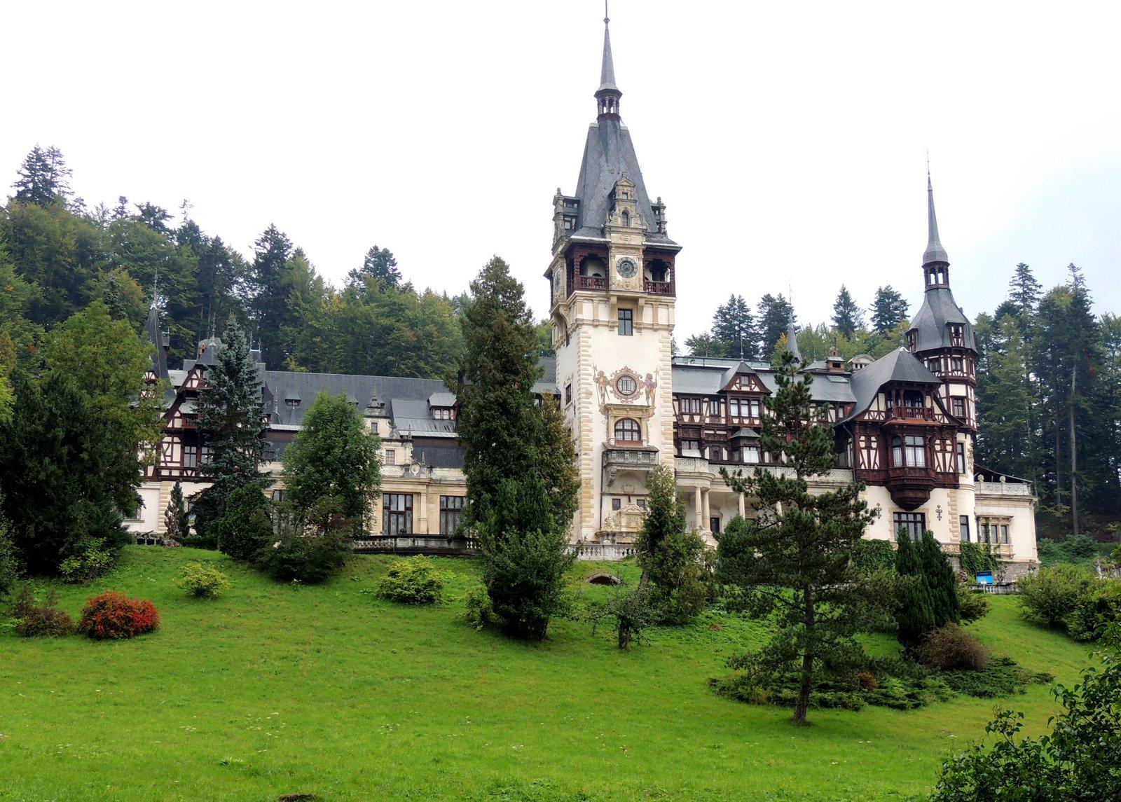 Schloss Peles - Rumänien