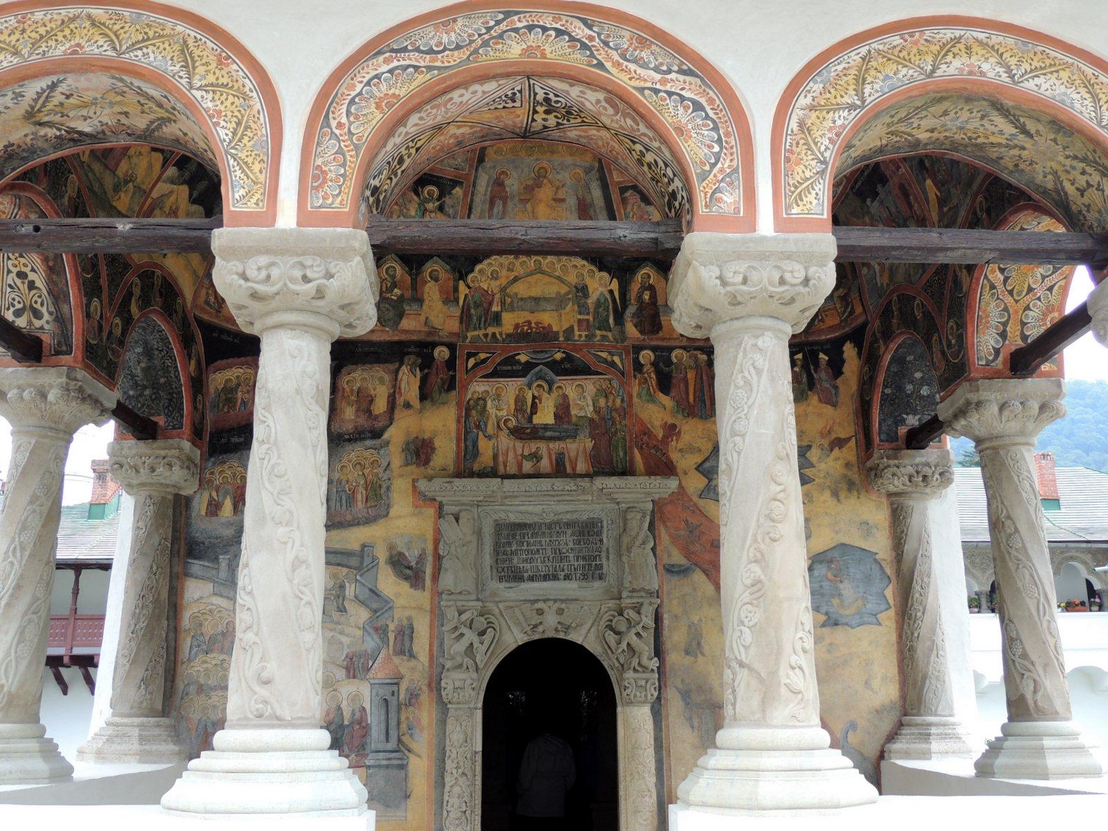 Kloster Sinaia - Rumänien