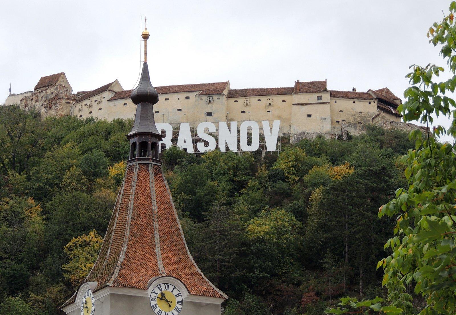 Rasnov - Rumänien