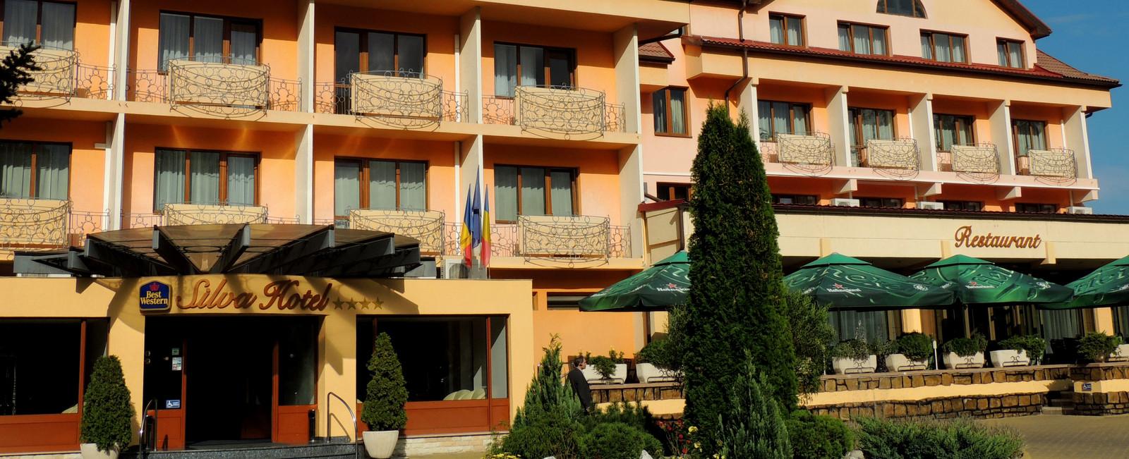 Hotel Silva - Sibiu
