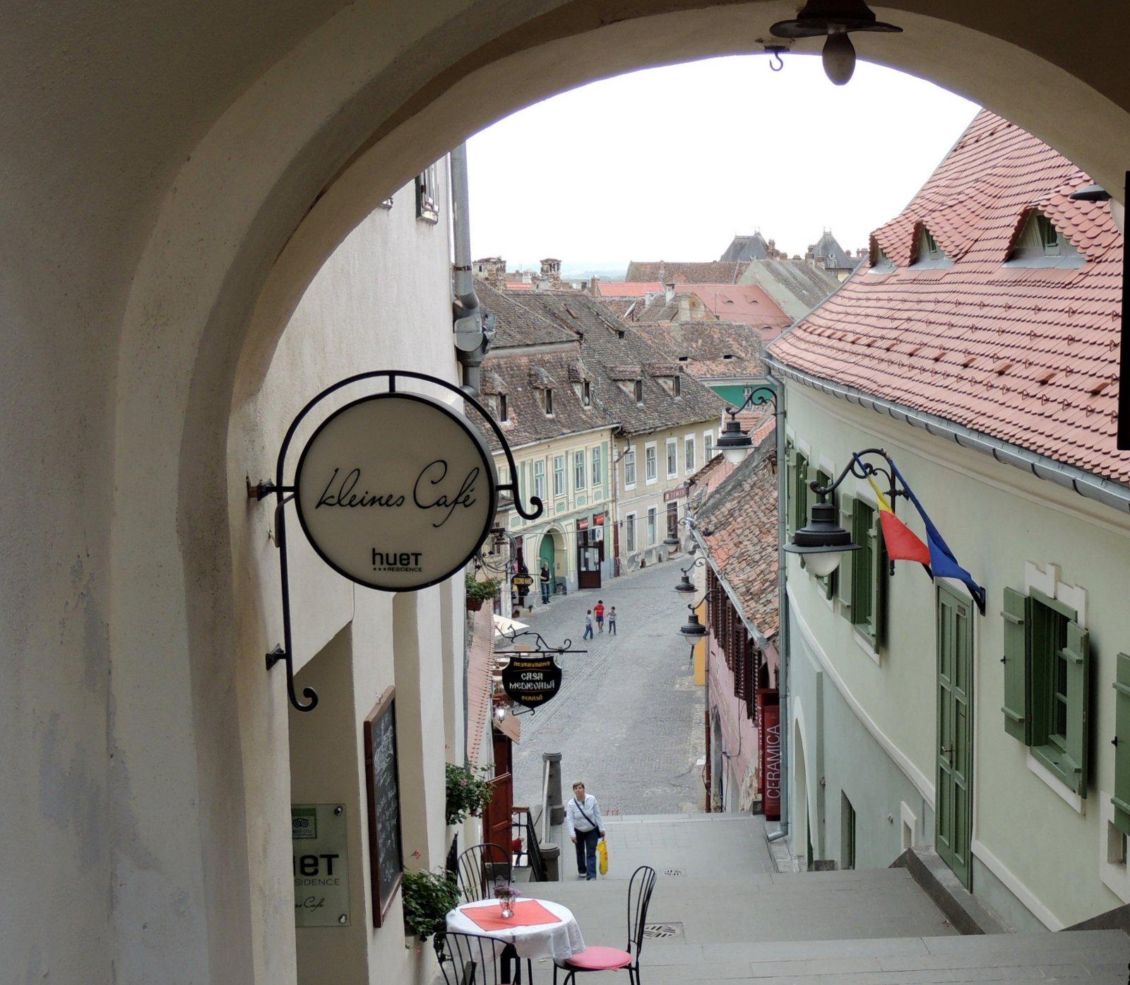 Hermannstadt - Rumänien - Nadelmauer