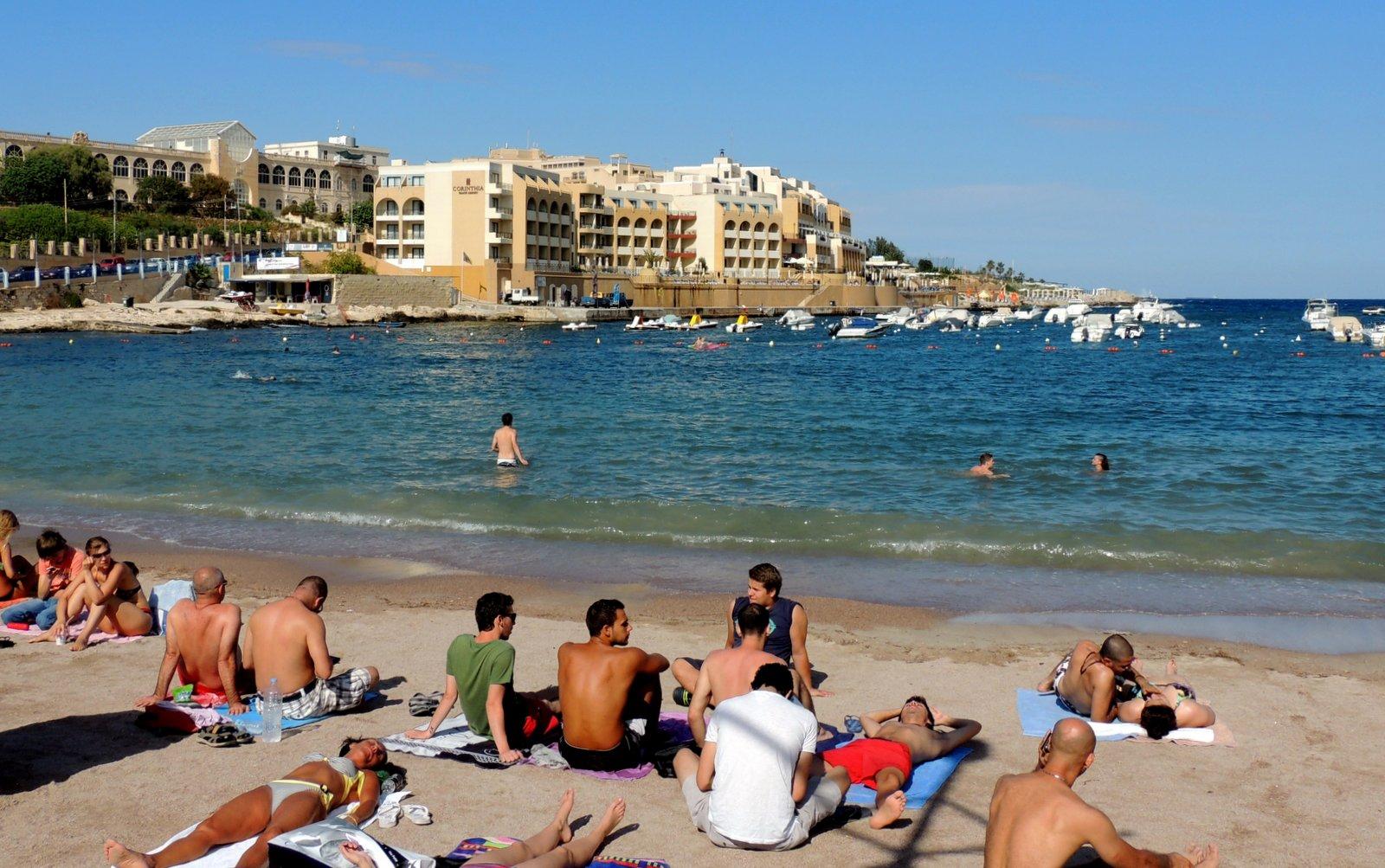 Marina Hotel at the Corinthian Beach Resort Malta
