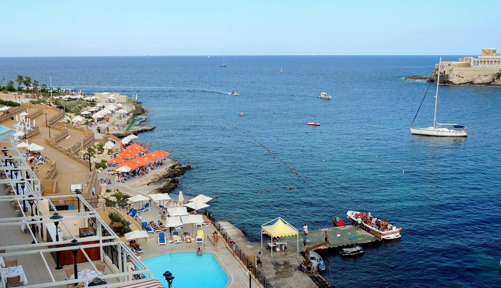 Marina Hotel at the Corinthian Beach Resort - Malta