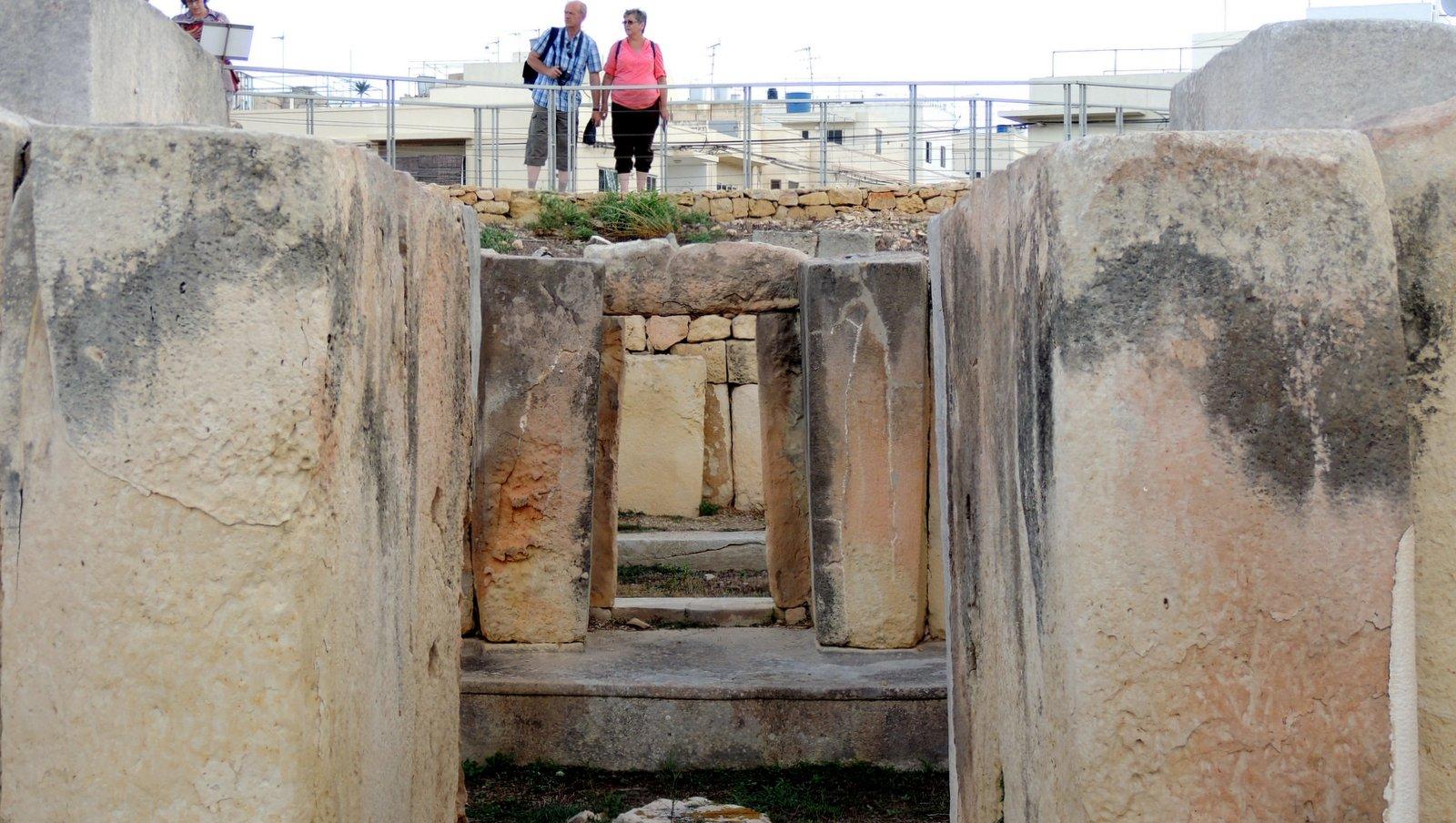 Tempelanlage Tarxien - Malta