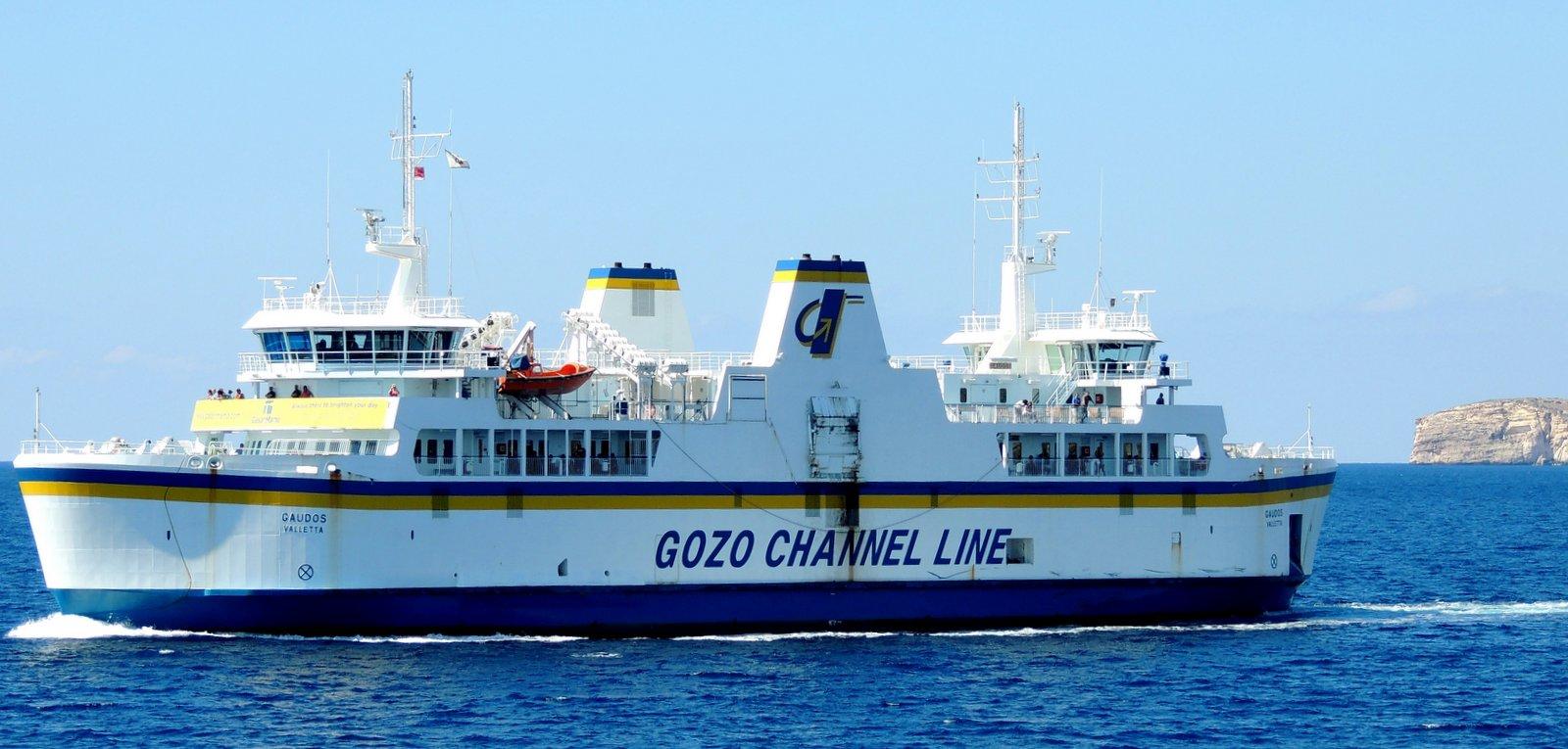 Fähre Malta - Gozo