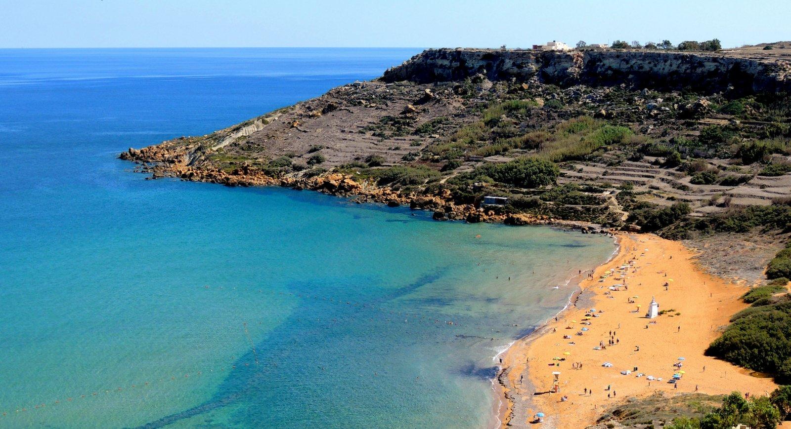 Ramla Bay Gozo