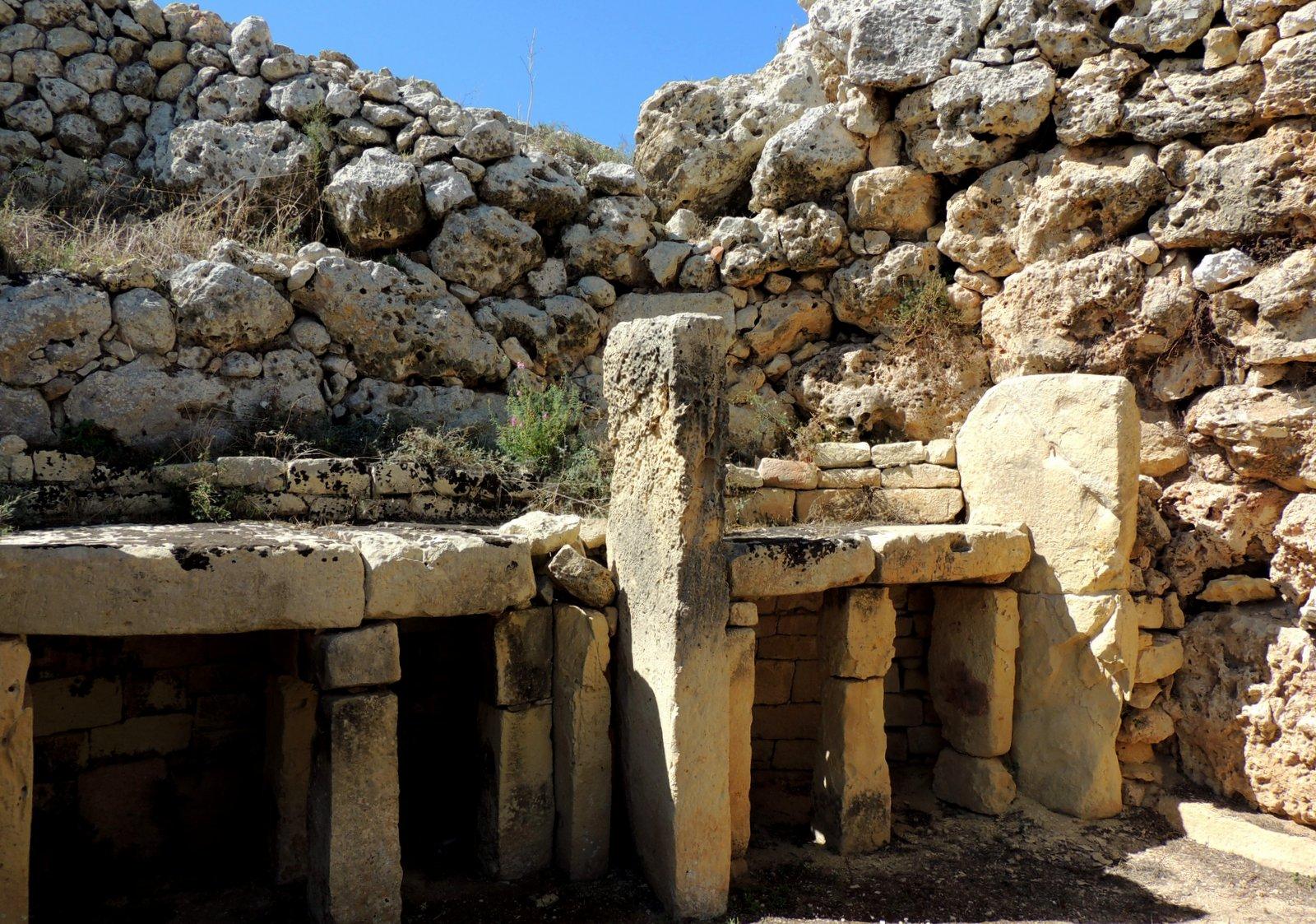 Tempel vonGgantija Gozo