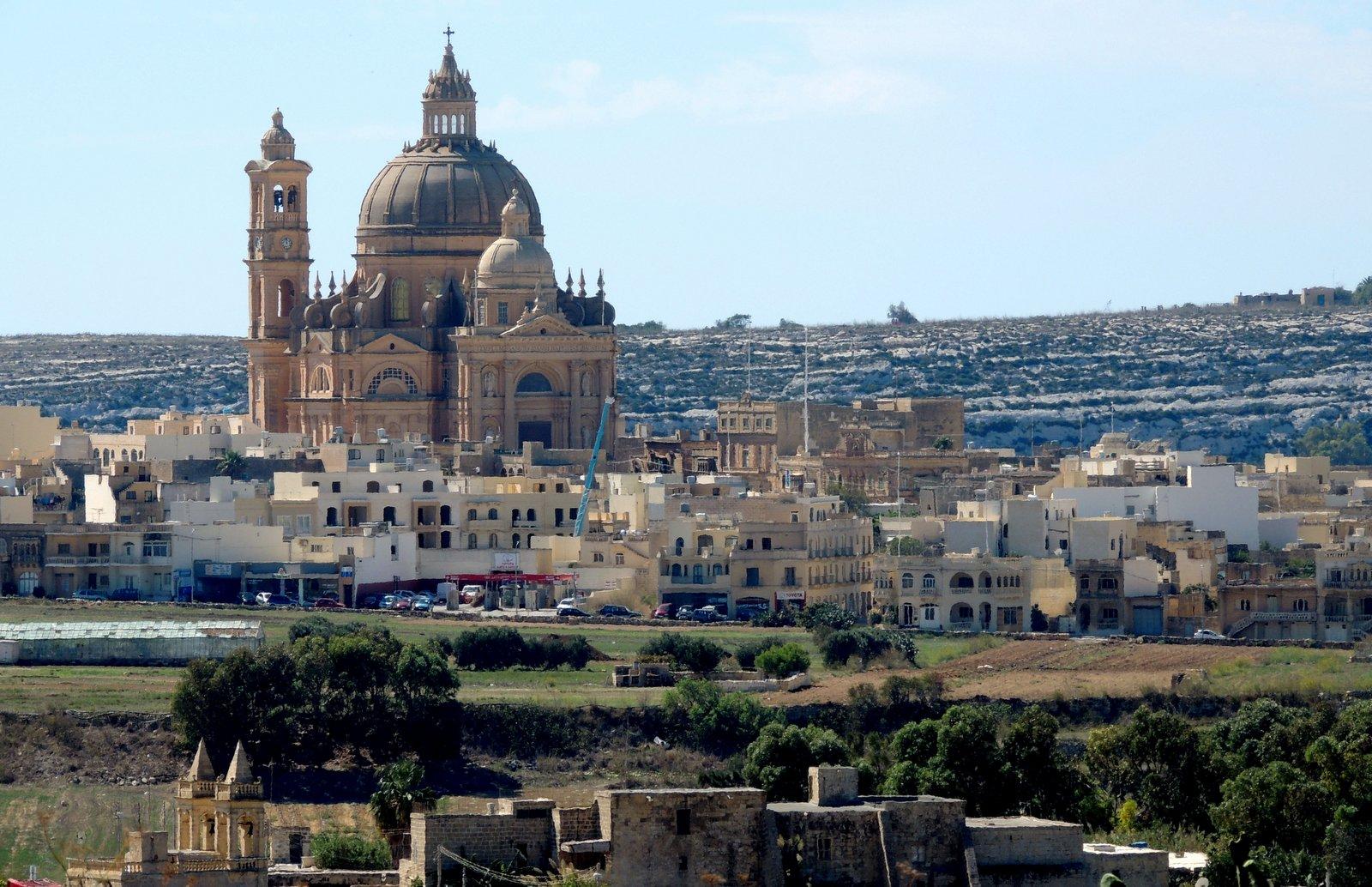 Xewkija-Kirche Gozo