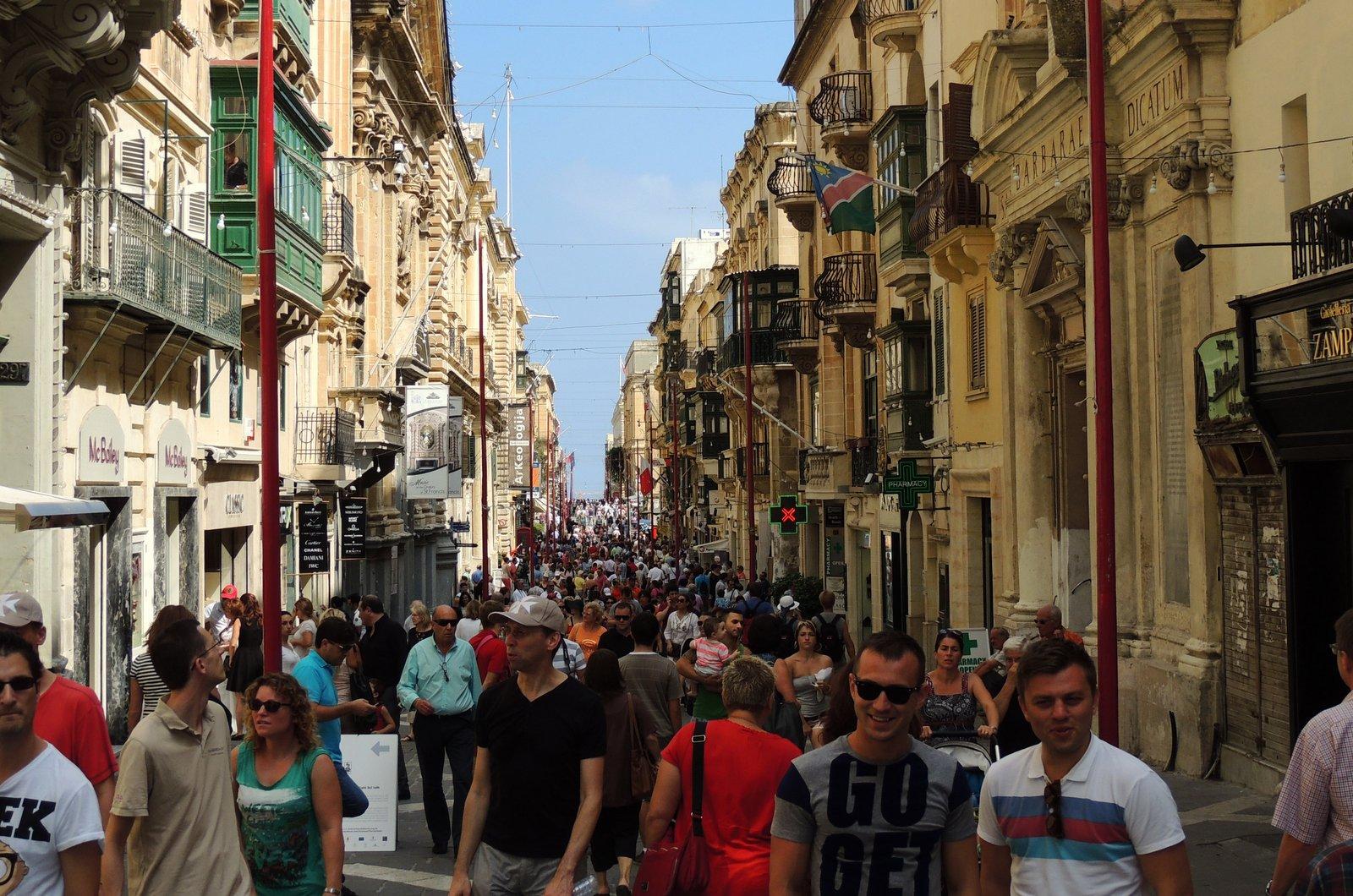 Republic Street - Malta