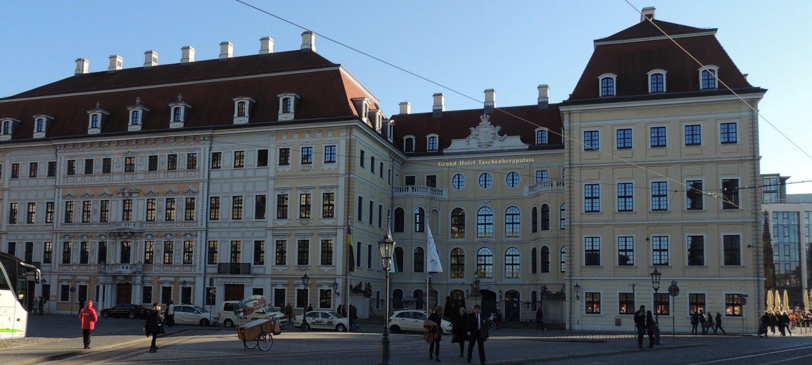 Taschenbergpalais Dresden