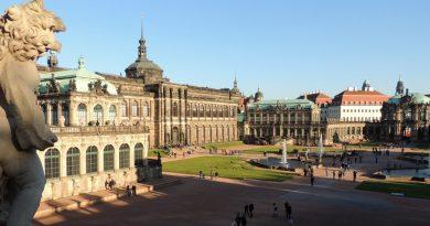Dresden – Elbflorenz und Winnetou