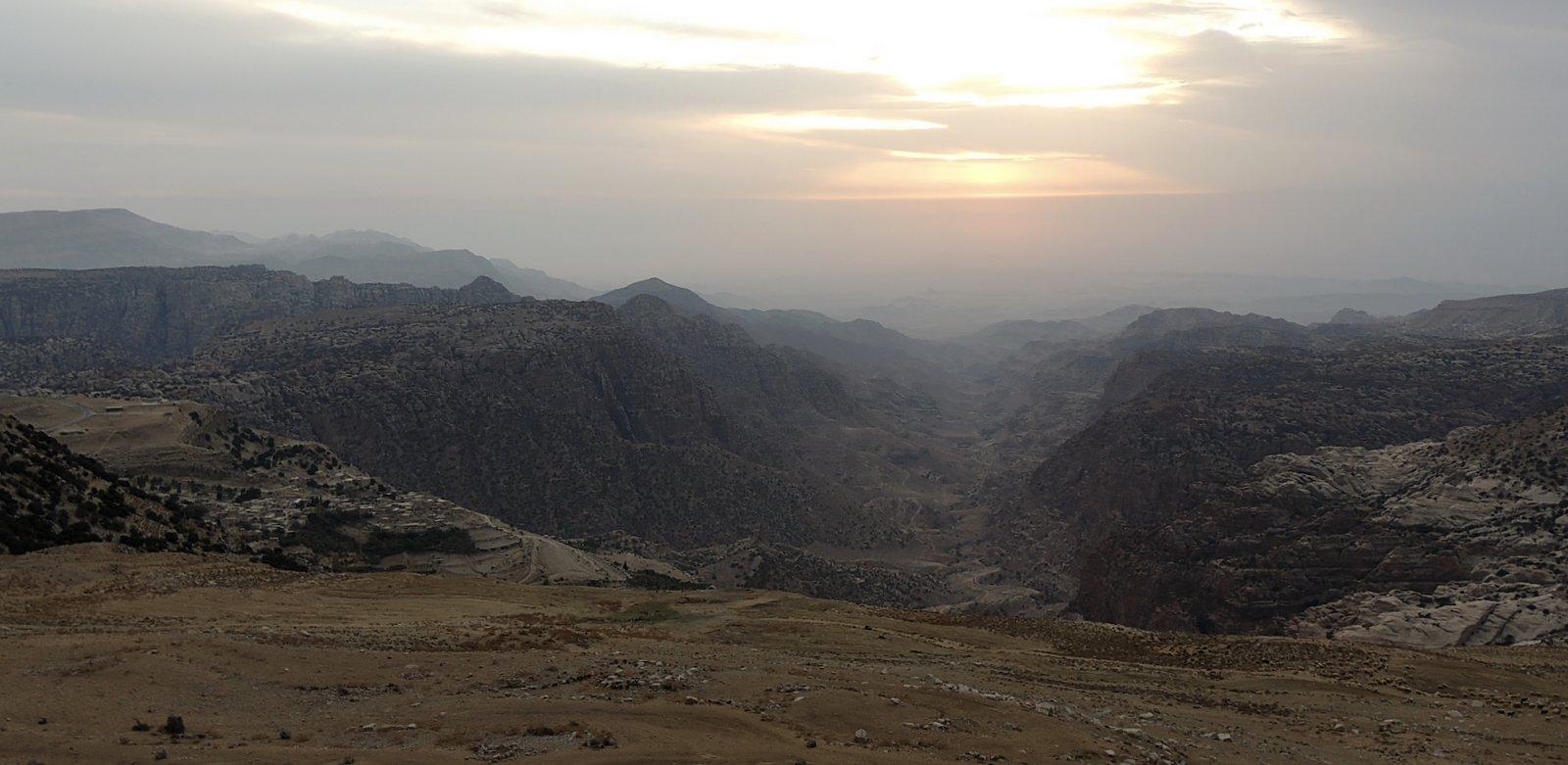 Dana Biospärenreservat Jordanien