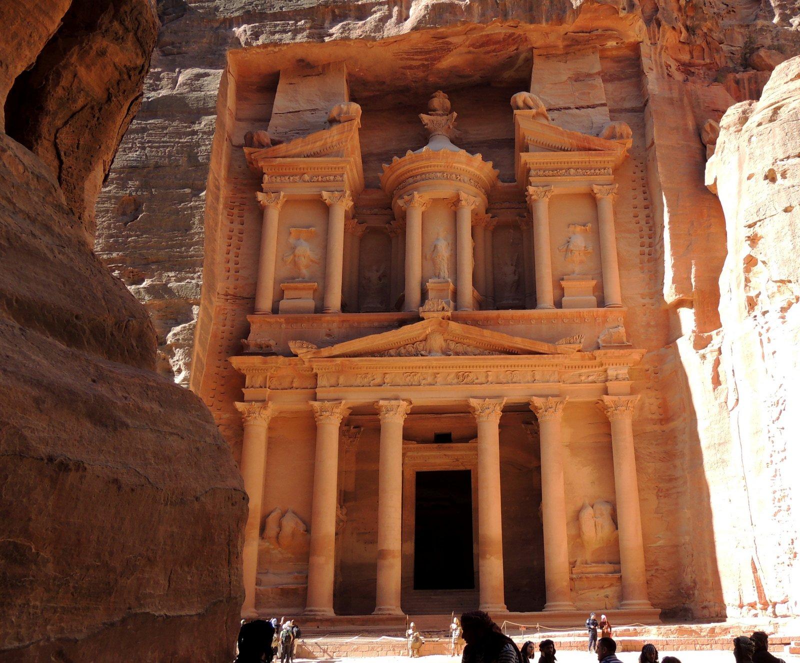 Das Schatzhaus von Petra - Jordanien