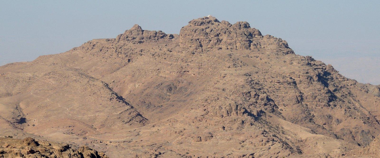 Berg Hor Jordanien