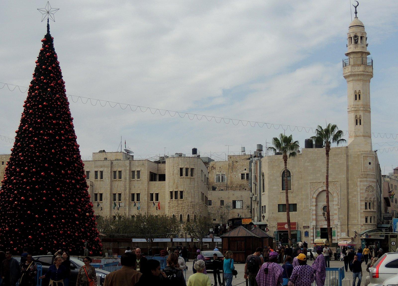 Krippenplatz Betlehem
