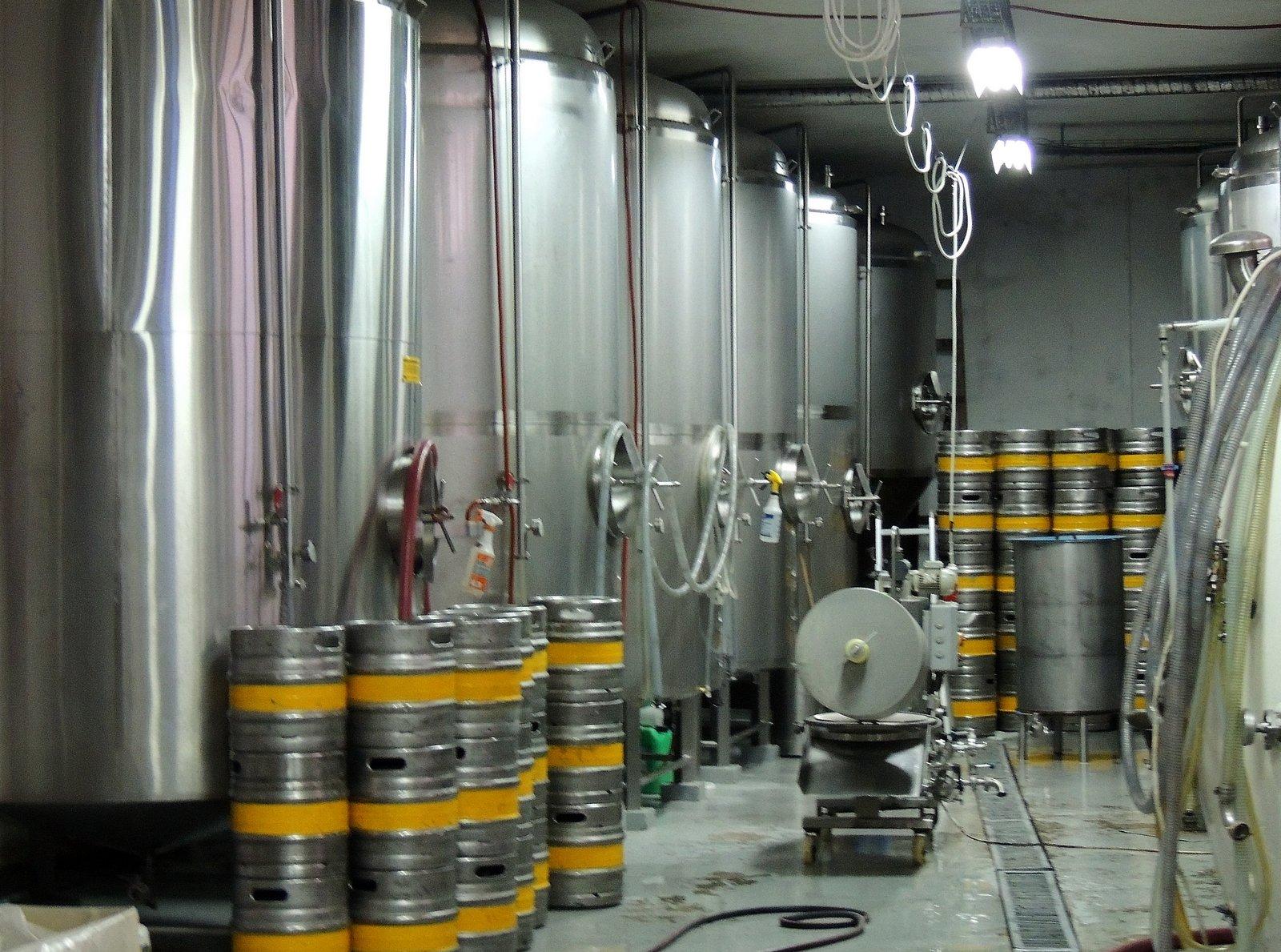 Brauerei Taybeh in Palästina