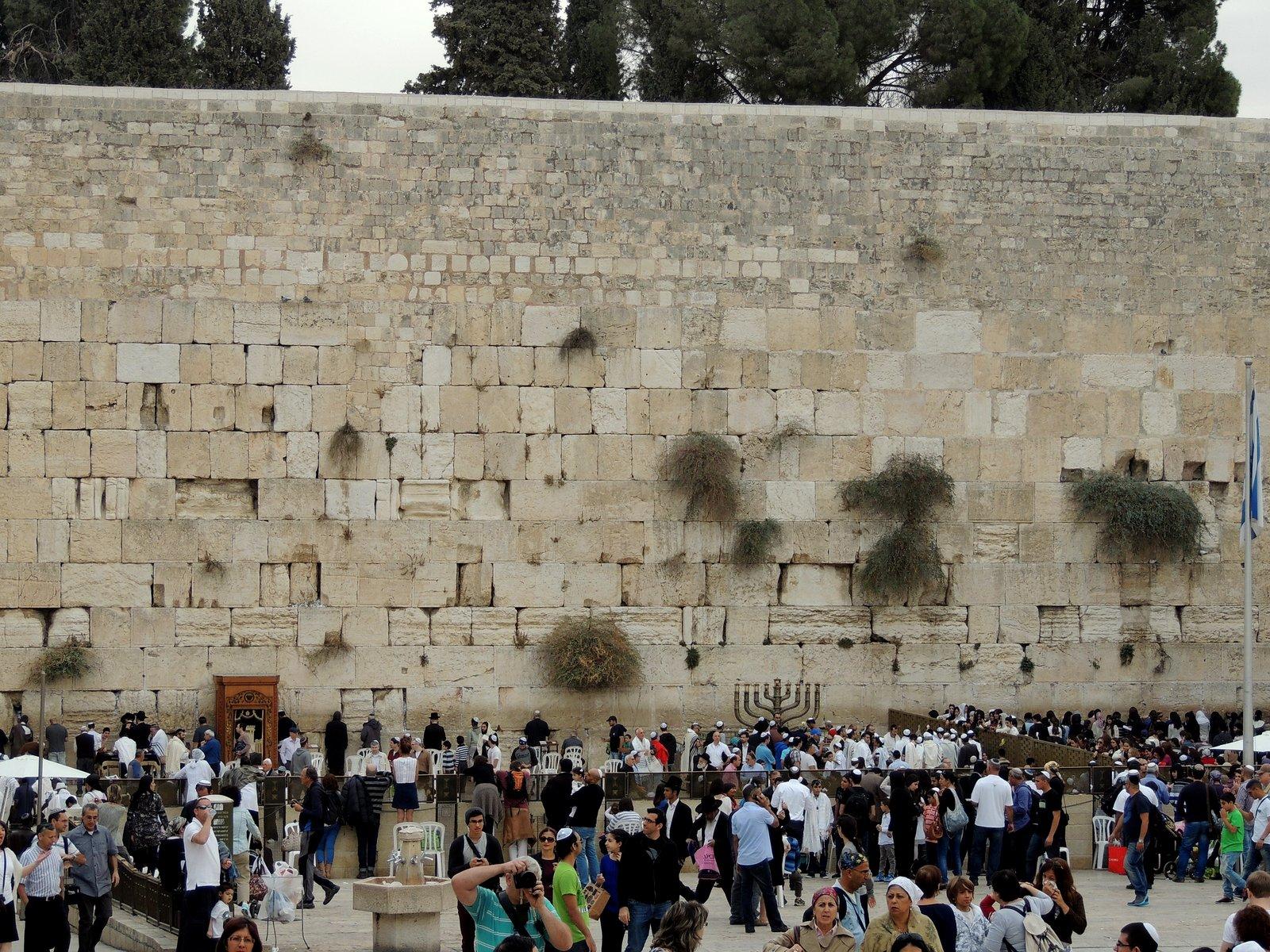Klagemauer Jerusalem