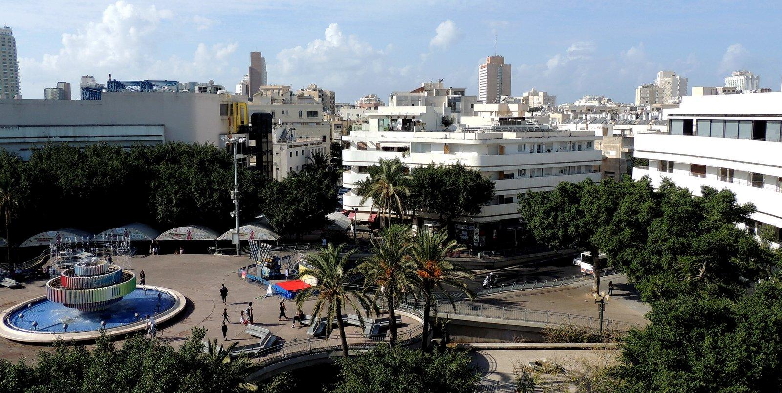 Dizengoffplatz Tel Aviv