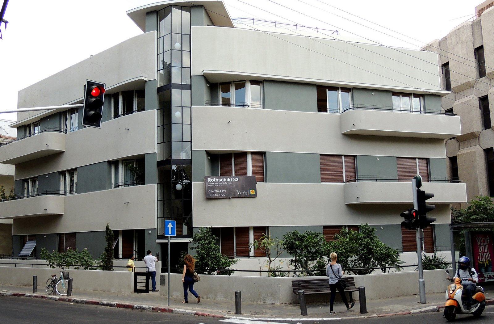 Rothschild Boulevard 82