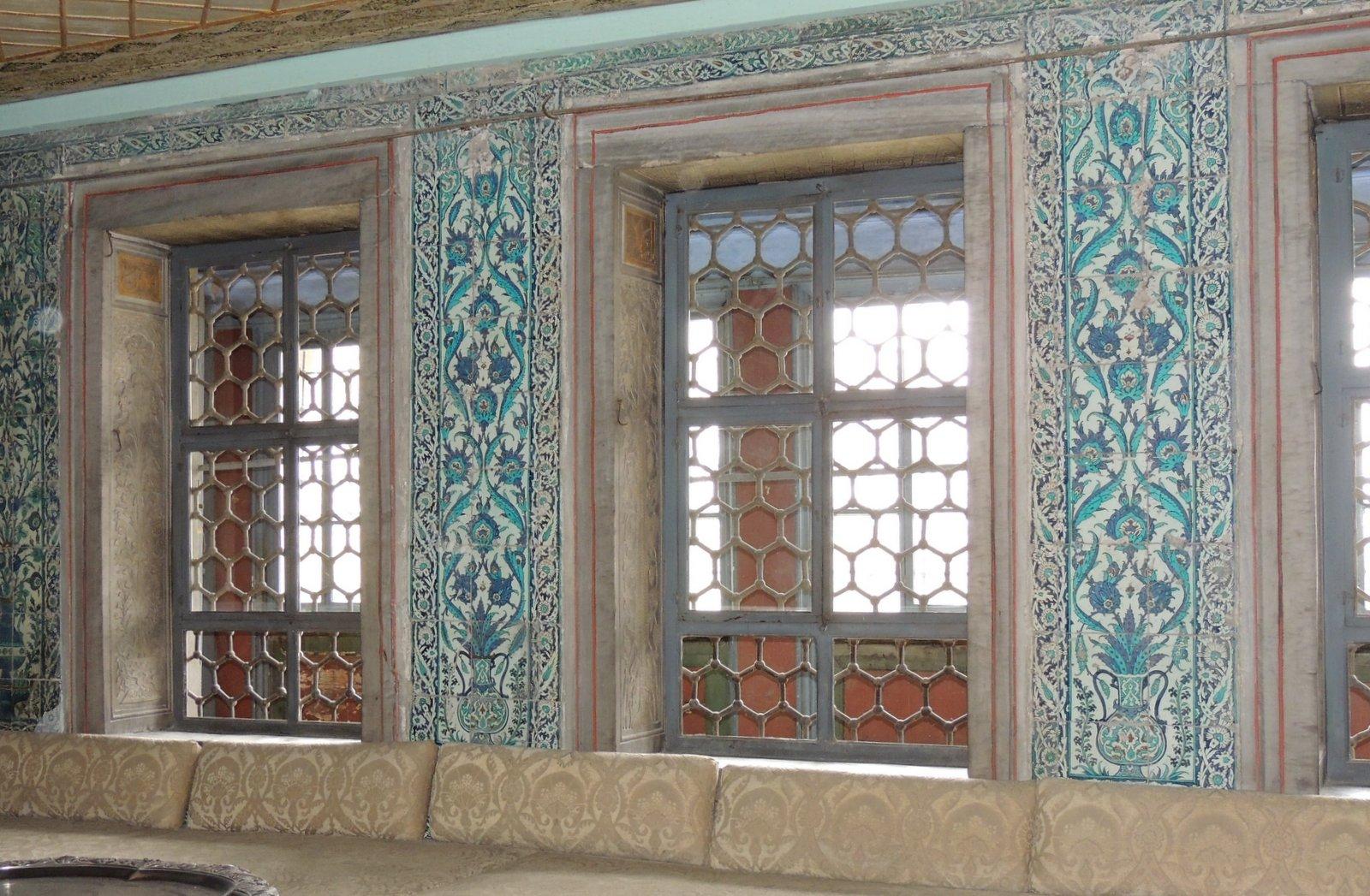 Sultanspalast Topkapi Istanbul