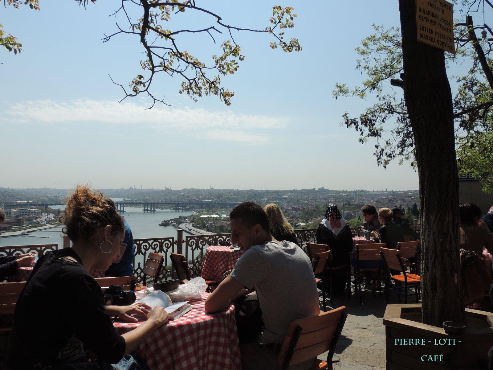 Pierre Loti Café Istanbul
