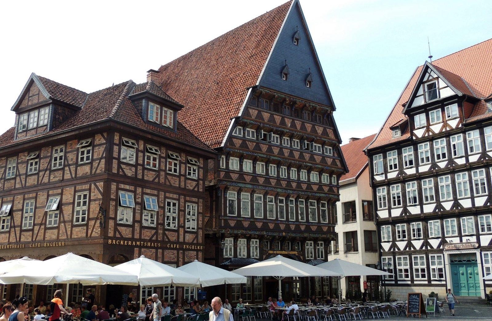 Knochenhaueramtshaus Hildesheim