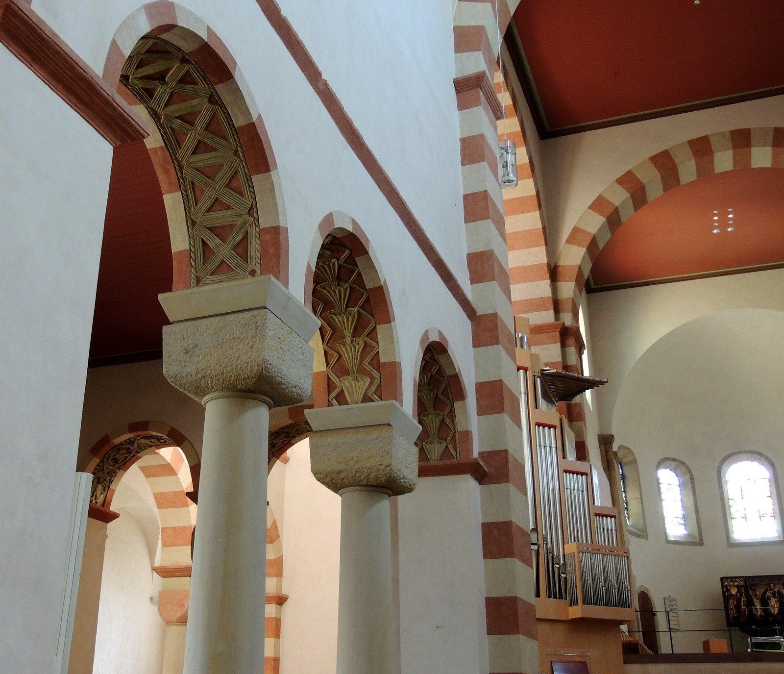 Kirche St. Michaelis Hildesheim