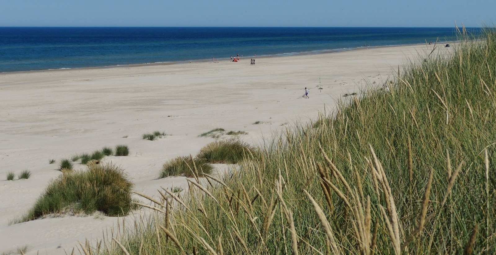 Grønhøj Strand Dänemark