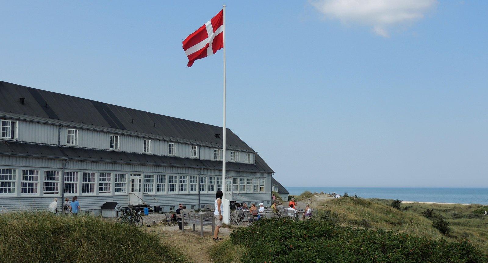 Strandhotel Svinklov Dänemark