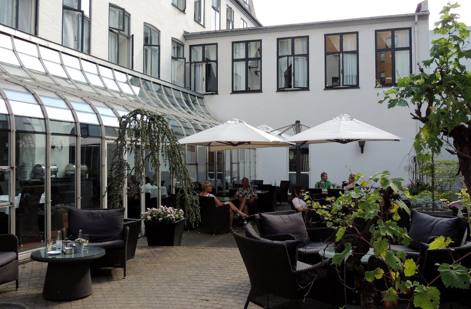 Hotel Kong Arthur - Kopenhagen - Dänemark