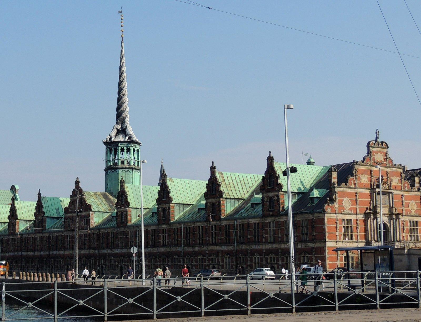 Börse Kopenhagen - Dänemark