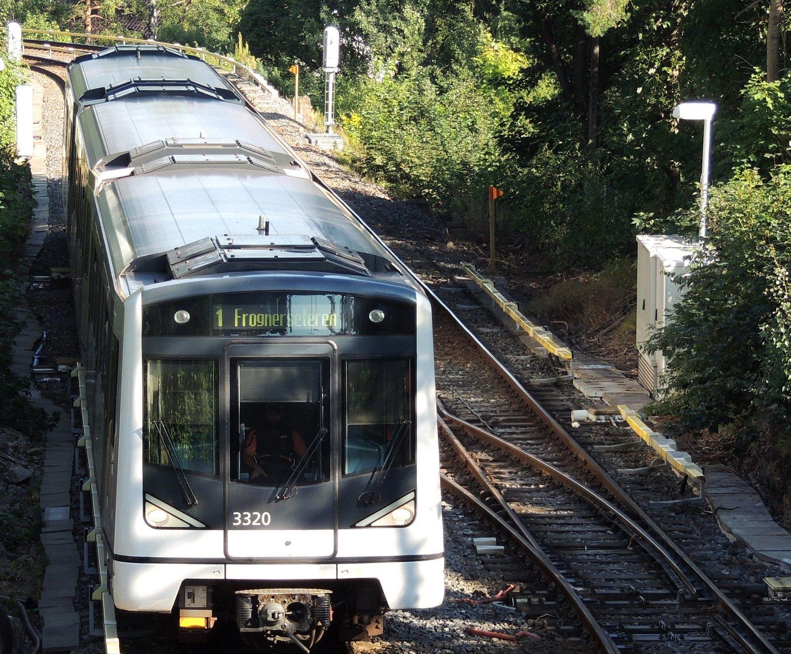 Holmenkollenbahn