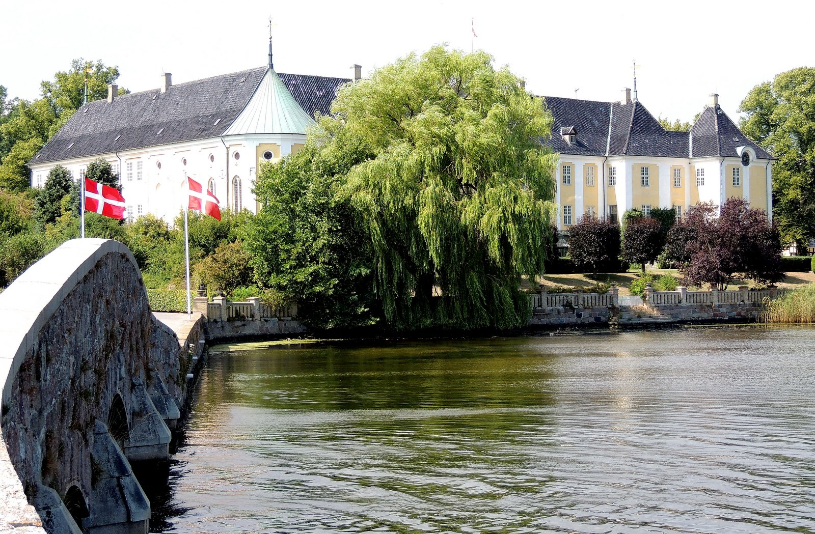 Wasserschloss Gavnø