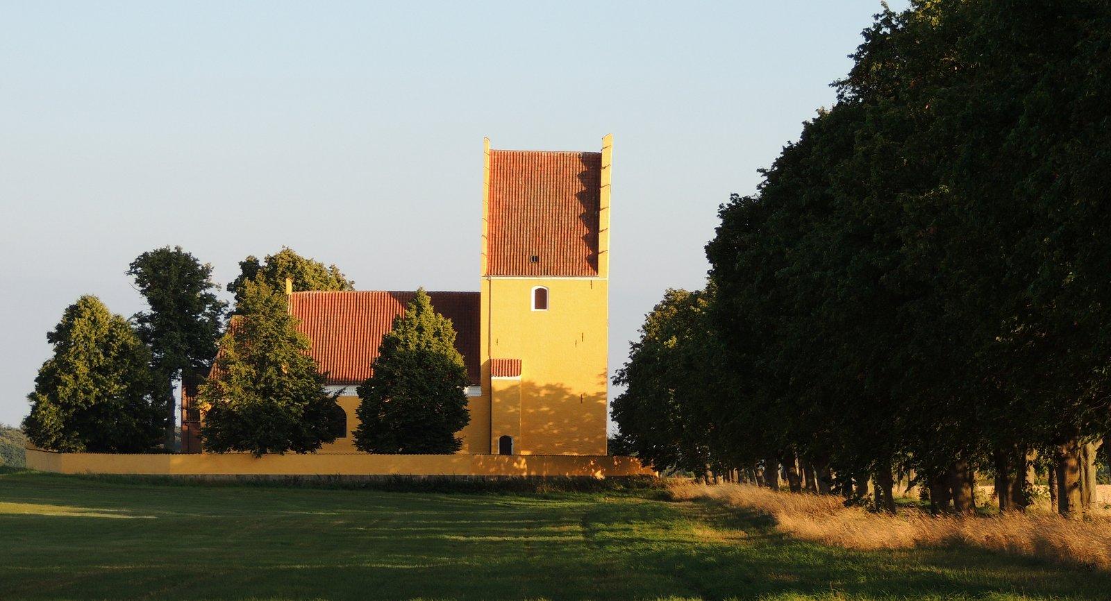Kirche auf Falster