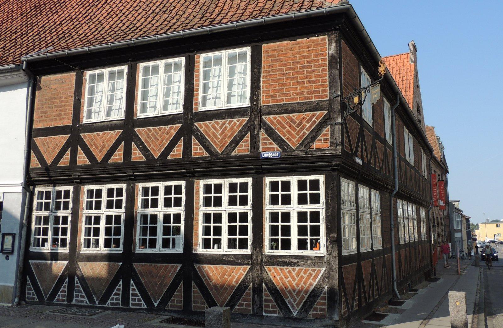 Nykøbing - Czarens Hus