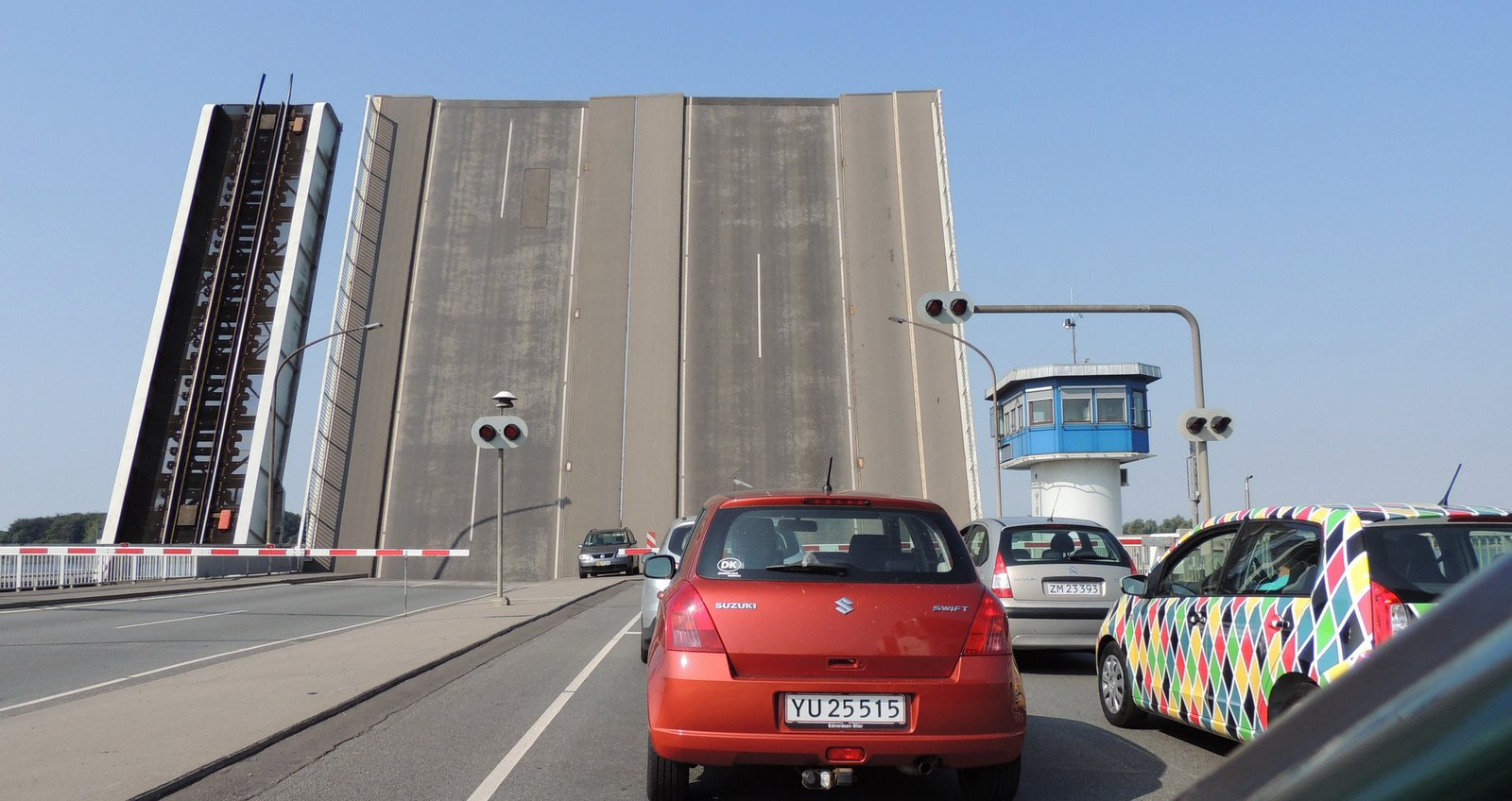 Brücke über den Guldborgsund