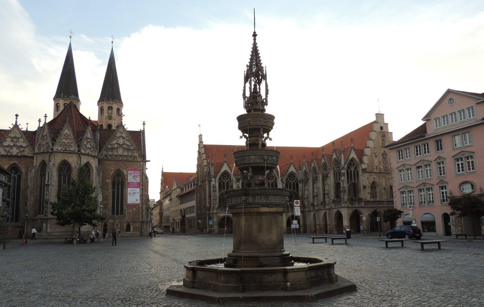 Marktbrunnen Braunschweig