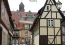 Auf dem Weg – Quedlinburg