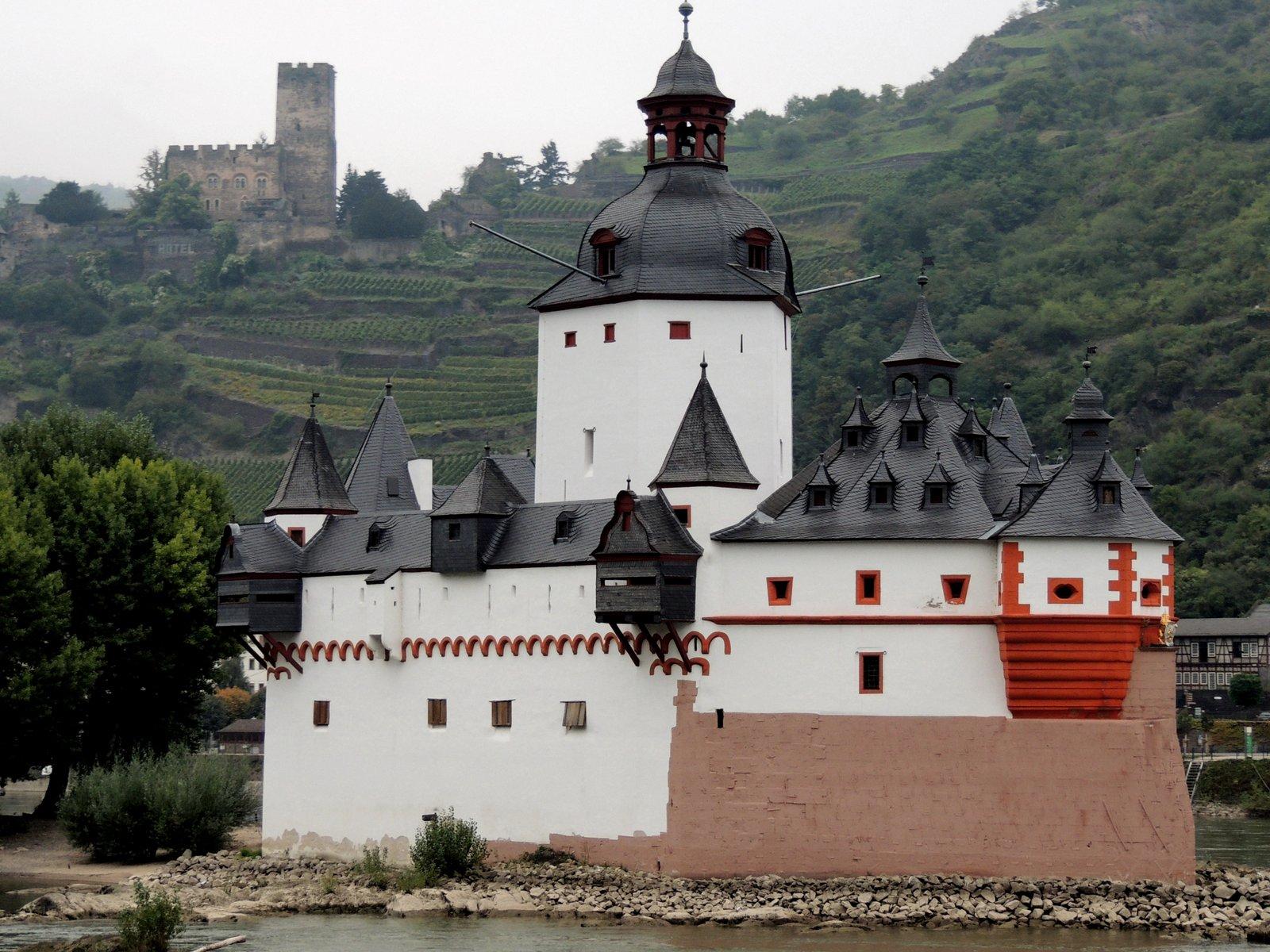 Pfalzgrafenstein im Rhein