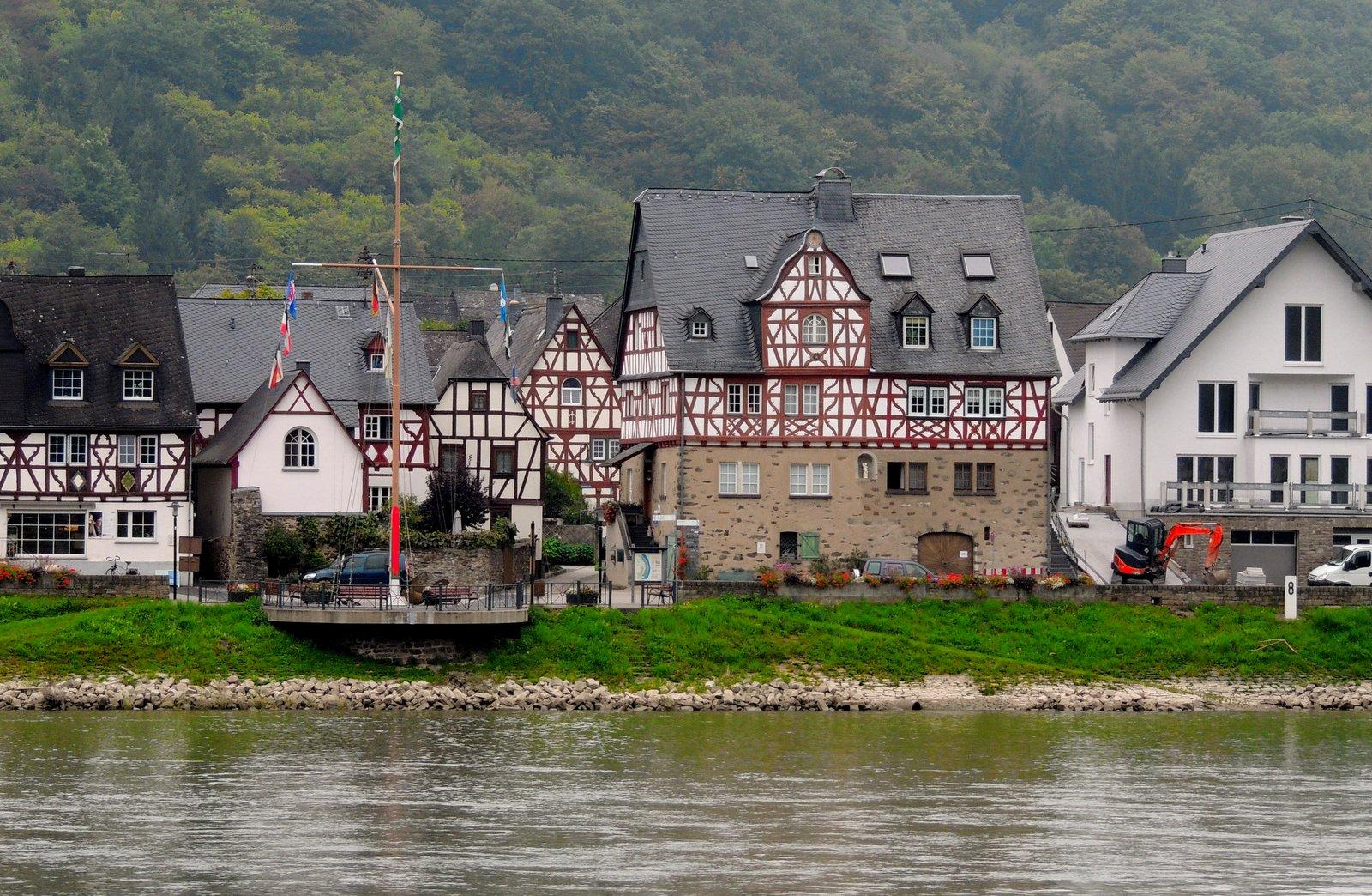 Spay am Rhein